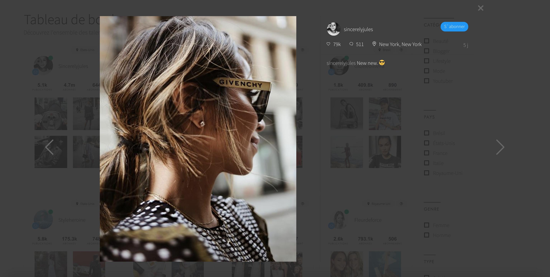 agence de communication instagram